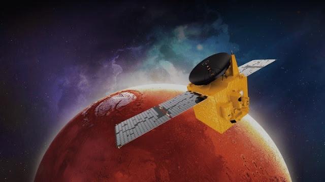 """Ρομποτικά διαστημικά σκάφη """"συνωστίζονται"""" στον Άρη"""
