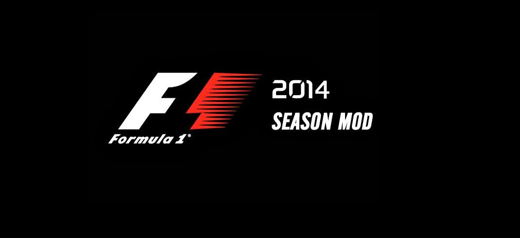 f1 2013 season mod