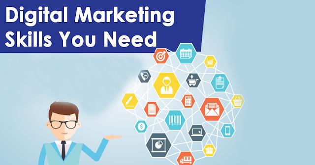 أفضل مجالات التسويق الإلكتروني التي يجب عليك تعلمها الان 2020