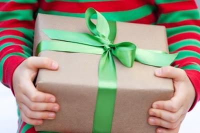 Misja : prezent dla dziecka.