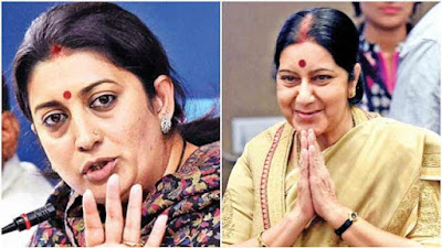 PM Modi tweeted a link to a YouTube video showing Union Minister Smriti Irani's full speech in Parliament  on Wednesday.   He further reinforced his approval to her speech with a caption that held nothing back – satya meva jayate.   Irani should be thrilled at the public backing from her boss. She dutifully retweets everything he puts on Twitter. For a change, he was reciprocating in kind.