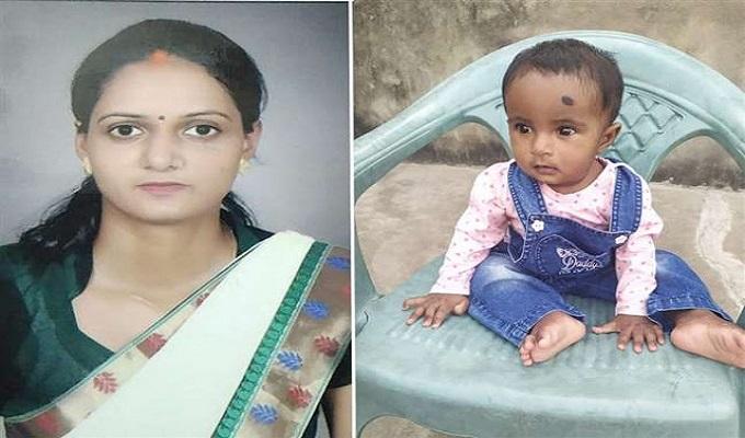 वाराणसी: एक साल की बच्ची का गला घोंटकर फांसी के फंदे पर लटककर महिला ने दी जान, पुलिस जांच में जुटी