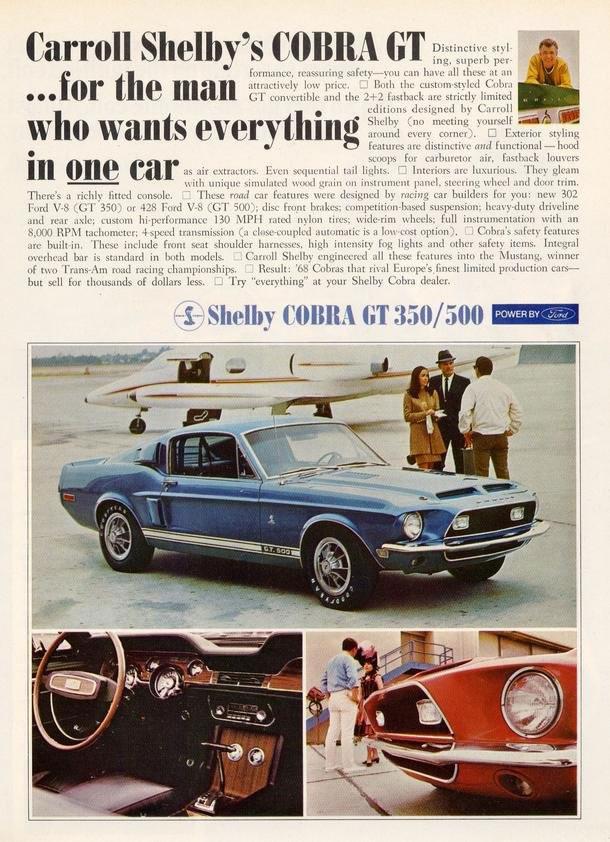 SKYLAR: vintage mustang advertisements and craigslist post