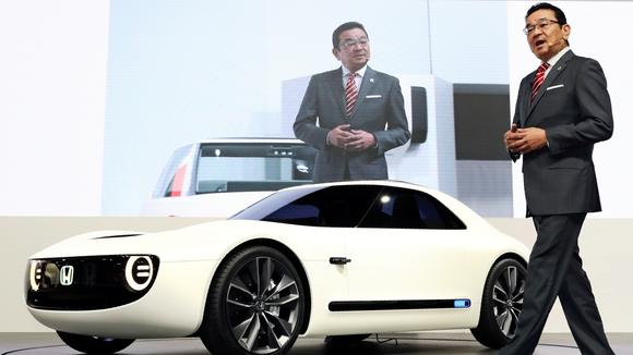 Honda To Halve Electric Cars Charging Time 15 Minutes