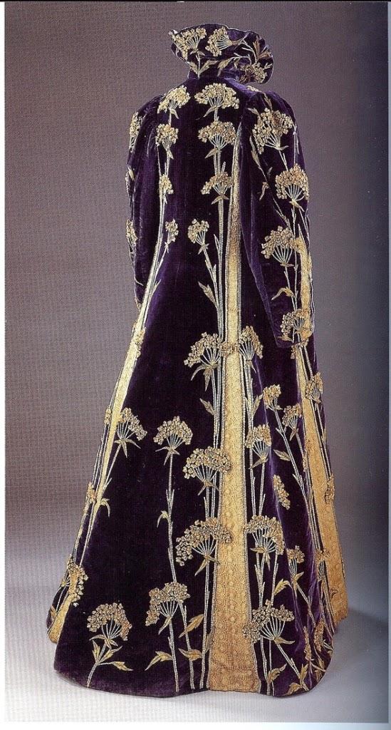 Black Tulip Opera Coats
