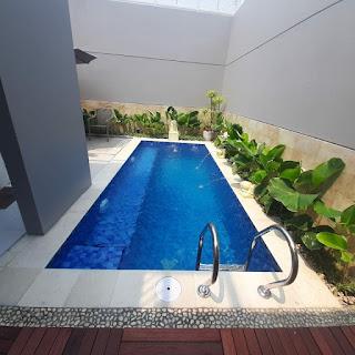 kolam renang over flow