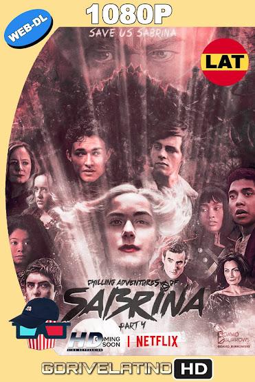 El Mundo Oculto de Sabrina: Parte 4 (2020) NF WEB-DL 1080p Latino-Ingles MKV