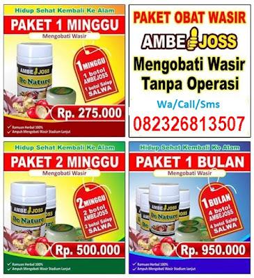 Jual Obat Benjolan Ambeien Ampuh Tanpa Operasi Di DKI Jakarta