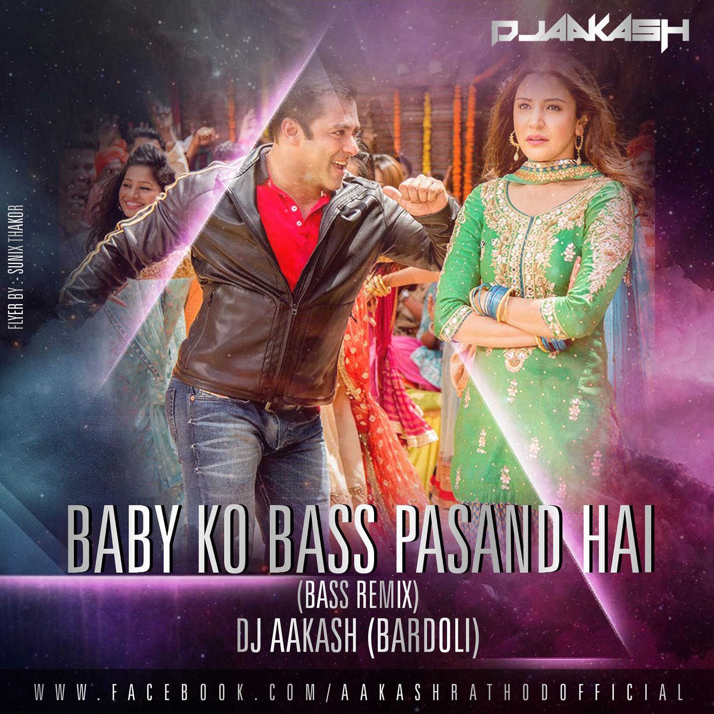 Bhagwa Rang Dj: Baby Ko Bass Pasand Hai Bass Remix