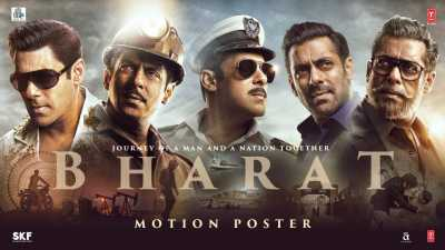 Bharat 480p Full Movies 720p Download 300MB Mkv HDRip