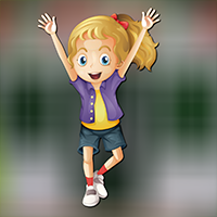 Play AvmGames Joyful Girl Esca…
