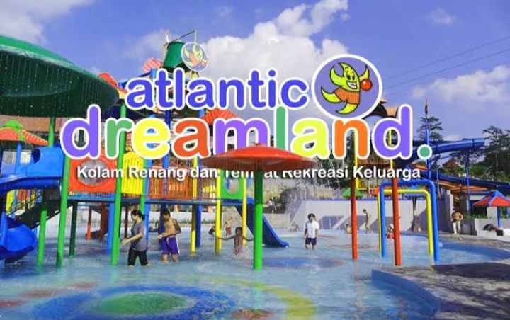 Atlantic Dreamland Wisata Salatiga Air