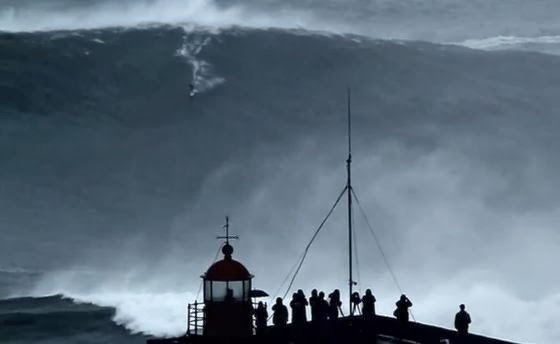 ROSARITO BEACH: Biggest Wave Ever Surfed?