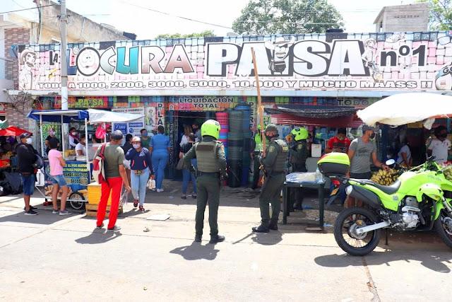 hoyennoticia.com, El 1 de Octubre comienza reapertura comercial en Riohacha