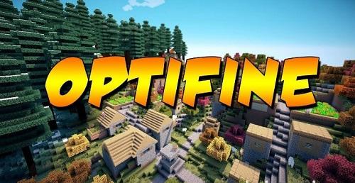 Mod Optifine bổ sung cập nhật nhiều điều khiển và tinh chỉnh bối cảnh cho Minecraft