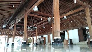 """Great Mosque Kotagede Mataram"""