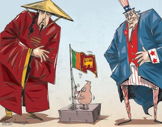 china-US-relations over Sri Lanka