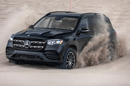 2020 Mercedes-Benz GLS 580 SUV Review