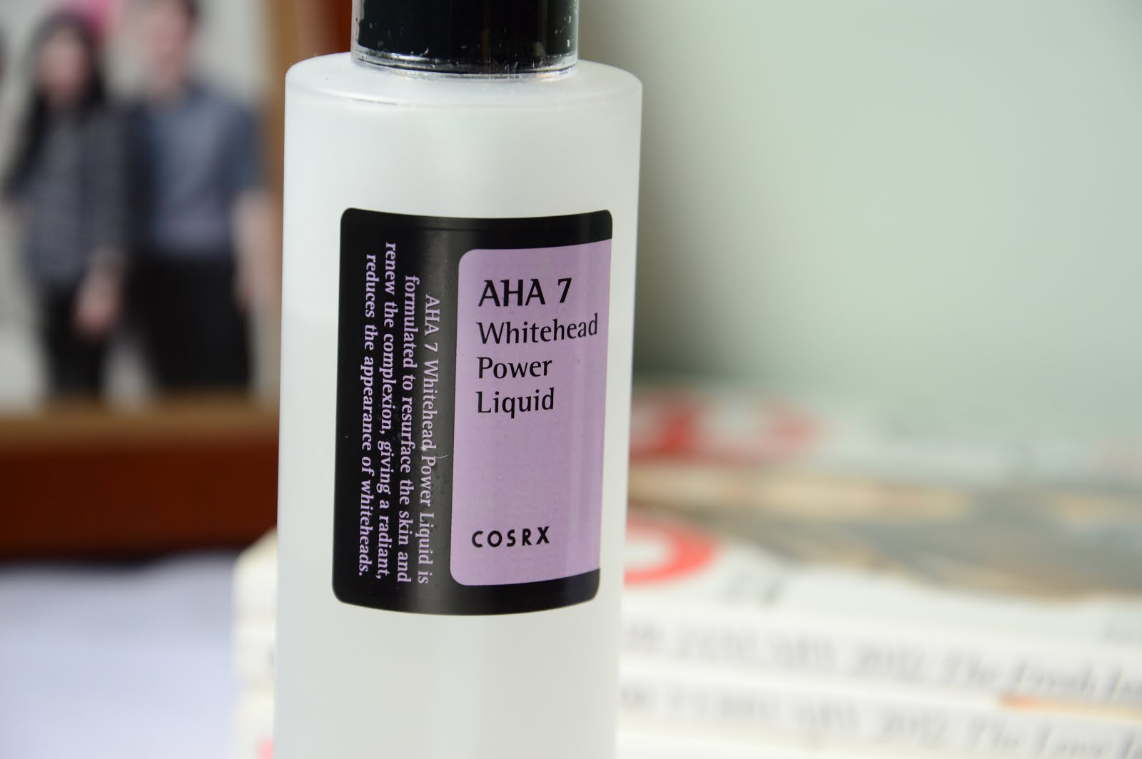 COSRX AHA 7 Whitehead Power Liquid review