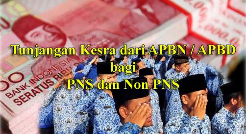 Hasil gambar untuk tunjangan kesra APBD/APBN
