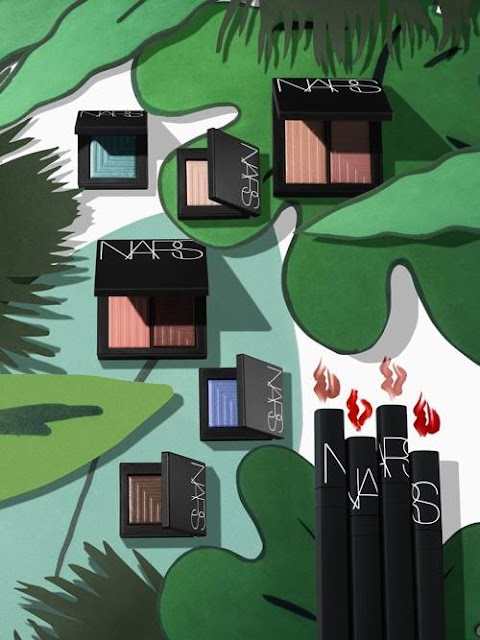 NARS Summer 2016 Makeup Collection