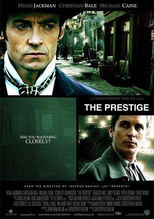 The Prestige 2006 BRRip 1080p Dual Audio In Hindi English ESub