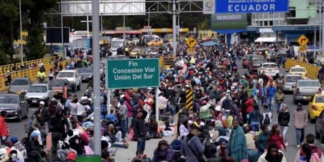Ecuador exige visa a venezolanos