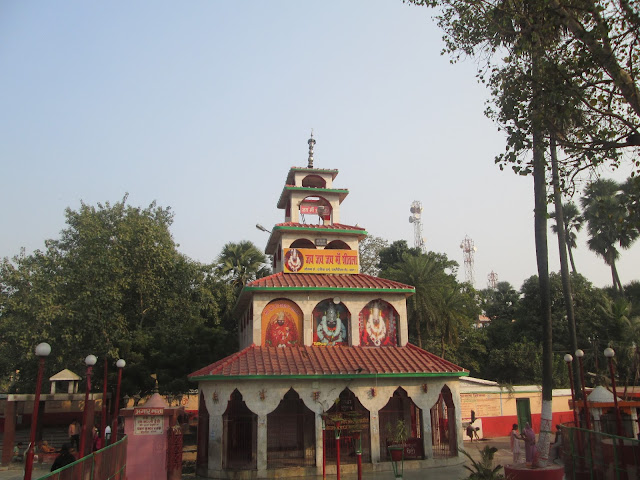 Hinduism place of worship