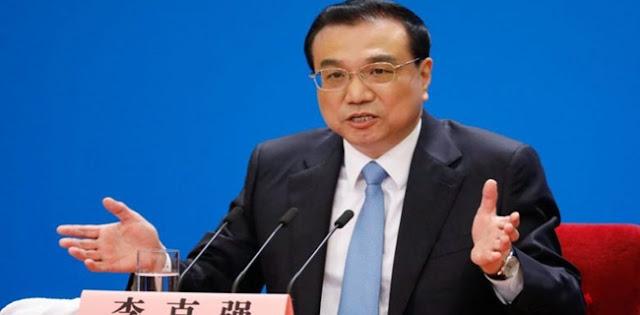 PM Li Keqiang: China Membuka Pintu Bagi Dunia