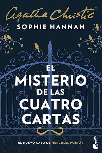El misterio de las cuatro cartas | Nuevos misterios de Hercules Poirot #3 | Sophie Hannah | Booket