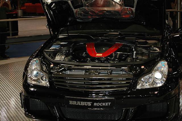 Marque de voiture allemande Brabus