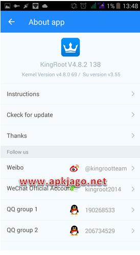 kingroot apk 4.1.0.703