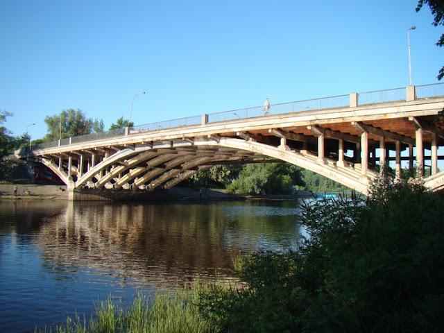 мост киева фото