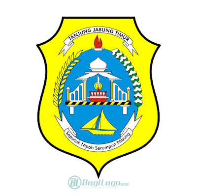 Kabupaten Tanjung Jabung Timur Logo Vector