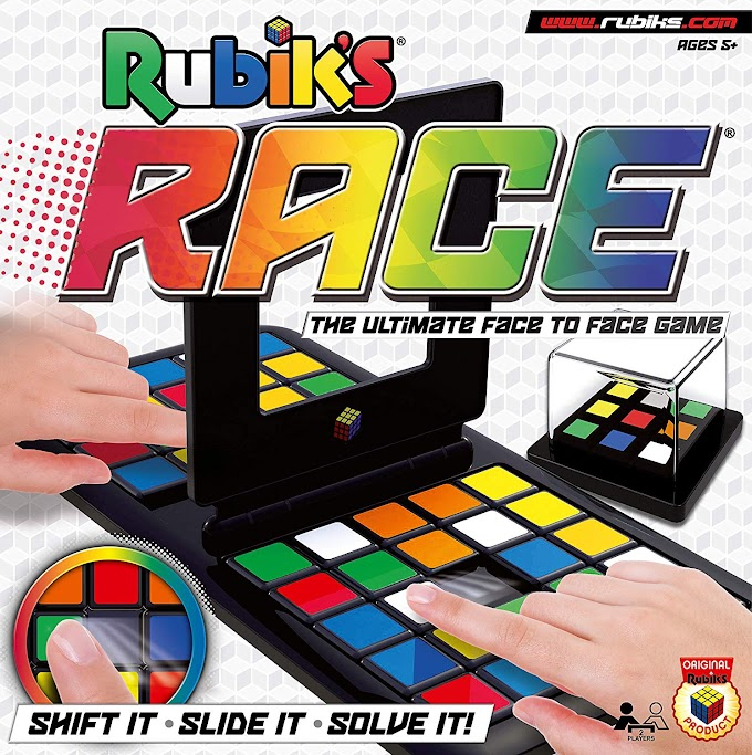 Rubik's Race - Reseña