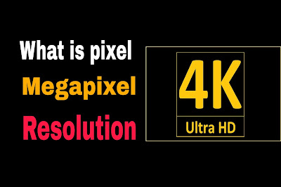 What is pixel | megapixel | Resolution