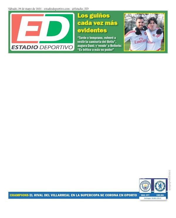 """Betis, Estadio Deportivo: """"Los guiños cada vez más evidentes"""""""