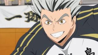 ハイキュー!! アニメ OVA 陸VS空 音駒 梟谷学園 Haikyuu Nekoma Fukurōdani   Hello Anime !
