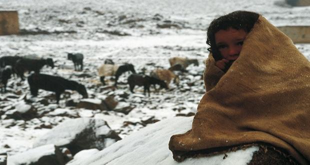 ظروف قاسية وثلوج كثيفة.. قرى مغربية تعيش الانعزال في فصل الشتاء