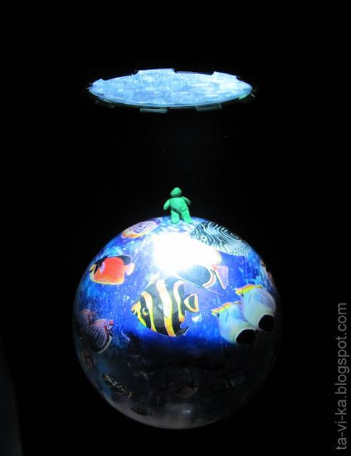 Land-Sun rendszer modell