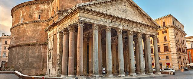 Pantheon Rome, Italy