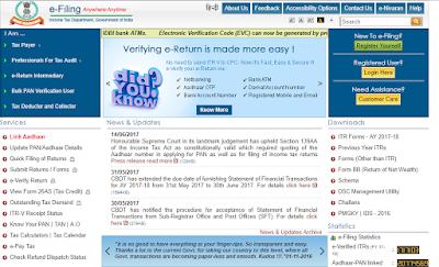 ITR Homepage