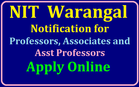/2019/07/Warangal-NIT-Notification-2019-for-Professor-Posts-Apply-Online.html Warangal NIT Notification 2019 for Professor Posts Apply Online