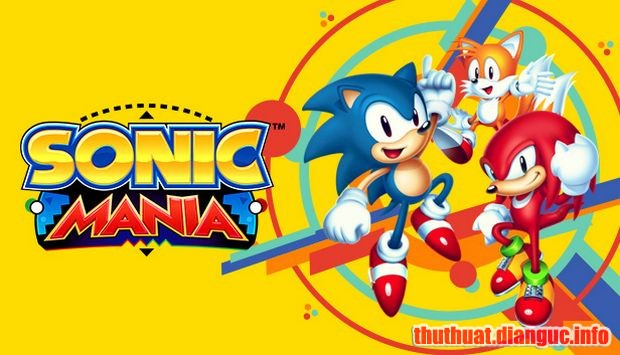 Download Game Sonic Mania Full Cr@ck