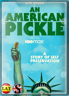 An American Pickle (2020) WEB-DL 1080P LATINO/INGLES