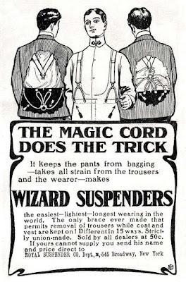 Wizard Suspenders