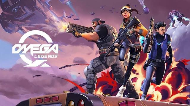 Omega Legends Game Battle Royale Terbaru