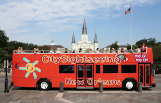 New Orleans Bus Tour