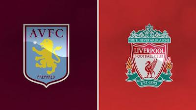 Live Streaming Aston Villa vs Liverpool EPL 2.11.2019