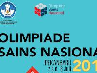 PEMENANG OLIMPIADE SAINS NASIONAL (OSN) XVI TAHUN 2017